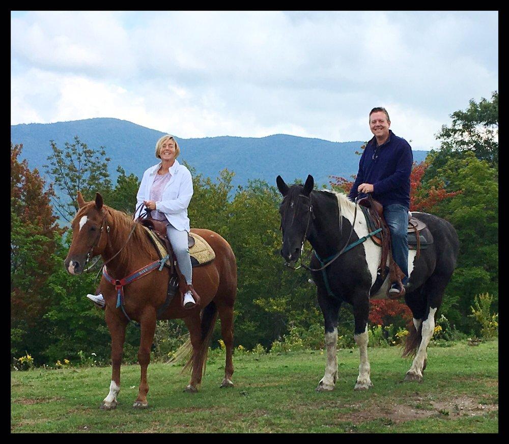 Social Spots from Pond Hill Ranch