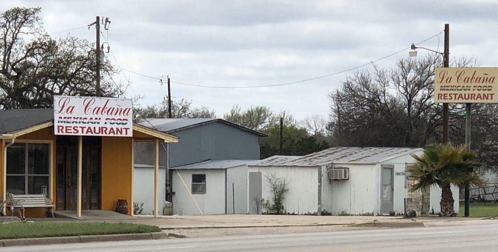 La Cabana Restaurant: 7005 W Fm 1431, Marble Falls, TX