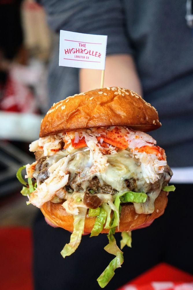 The Highroller Lobster: 104 Exchange St, Portland, ME