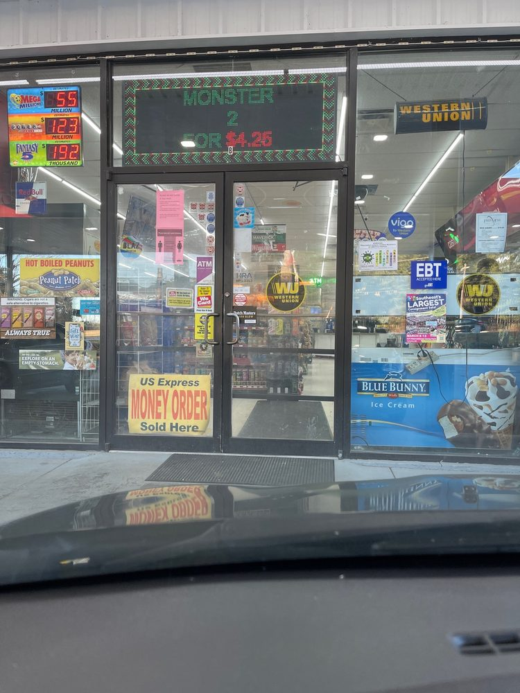 Quick Mart: 990 Sigman Rd NW, Conyers, GA