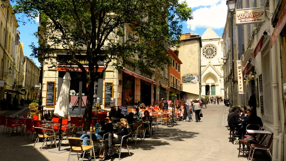 montpellier a vibrant city in the south of france yelp. Black Bedroom Furniture Sets. Home Design Ideas