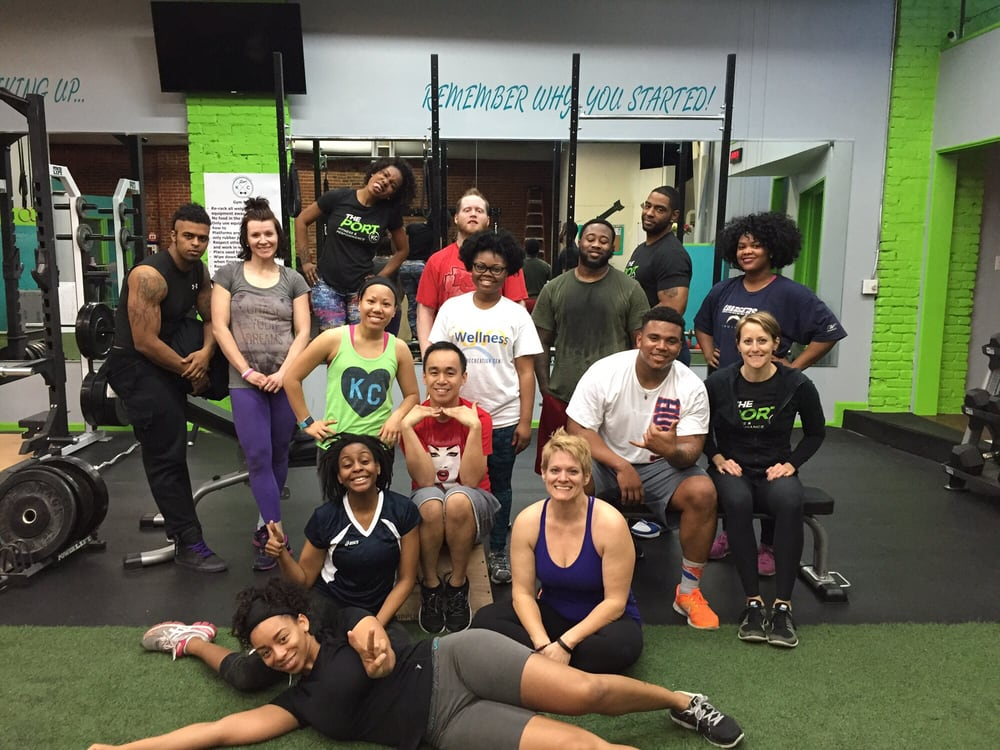 The Port KC Fitness and Performance: 4001 Broadway Blvd, Kansas City, MO