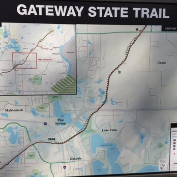 Gateway Trail map - Yelp on forest park hiking trails map, mn state trails map, gateway to the west on map, kansas trails map, boulder co map, cockaponset state forest haddam map, gateway salt lake city, garfield county road map, twin cities bike map, lake phalen map, st. croix river map, gateway national recreation area map, iowa bike trails map, gateway trail browns creek trail, gateway colorado, gateway canyon map, gateway to hell,