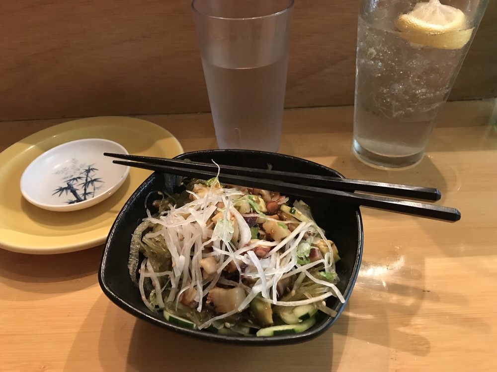 Sushi Okalani: 109 1st St, Hood River, OR