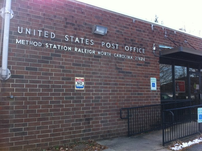 Us post office post offices 3919 beryl rd raleigh nc - United states post office phone number ...