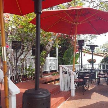 La Playa Azul Cafe Santa Barbara Menu