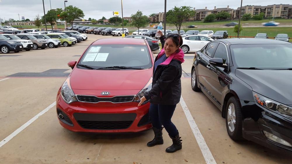 Dallas Kia Car Dealers