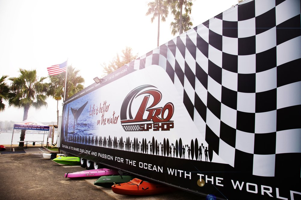 Pro Sup Shop: 4175 Admiralty Way, Marina Del Rey, CA