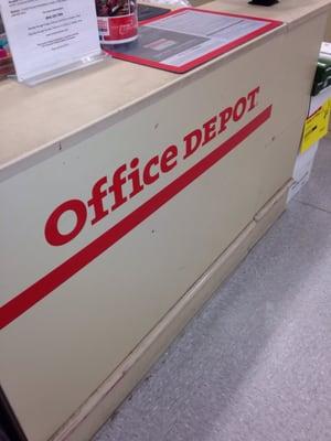 Office Depot 375 N Canal Blvd Thibodaux, LA Office Supplies