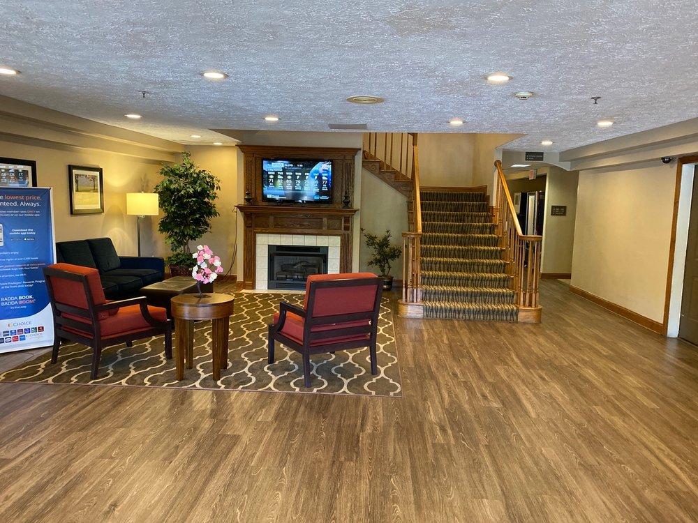 Comfort Inn Wytheville: 315 Holston Rd, Wytheville, VA