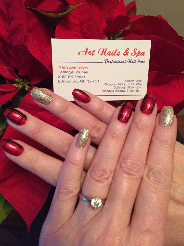 Art Nails Spa 12 Photos Nail Salons 2152 109 Street Nw