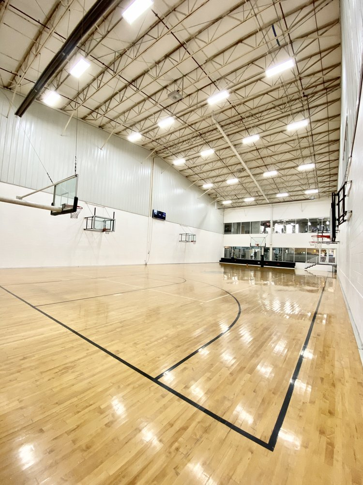 Sports Academy: 1655 N 200 E, North Logan, UT