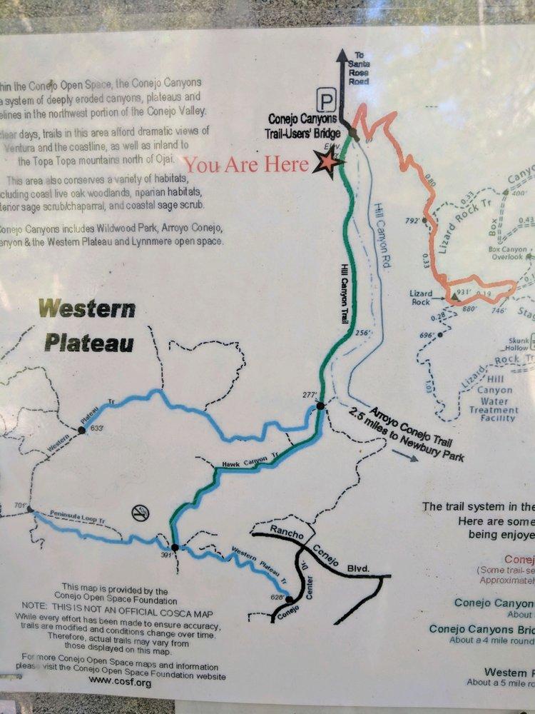 Lizard Rock via Canyon Overlook Trail: 10593-10617 Santa Rosa Rd, Camarillo, CA