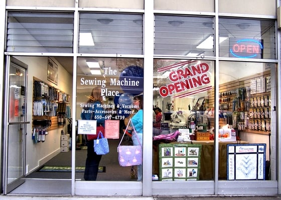 The Sewing Machine Place - Hobby Shops - Millbrae, CA ...