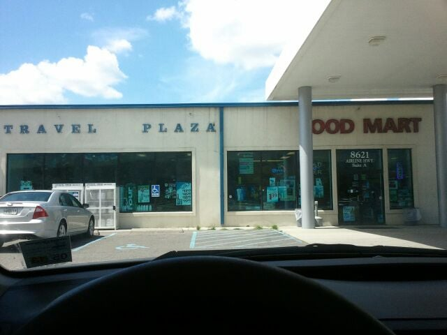 Wilcox Travel Plaza: 8621 Airline Hwy, Livonia, LA