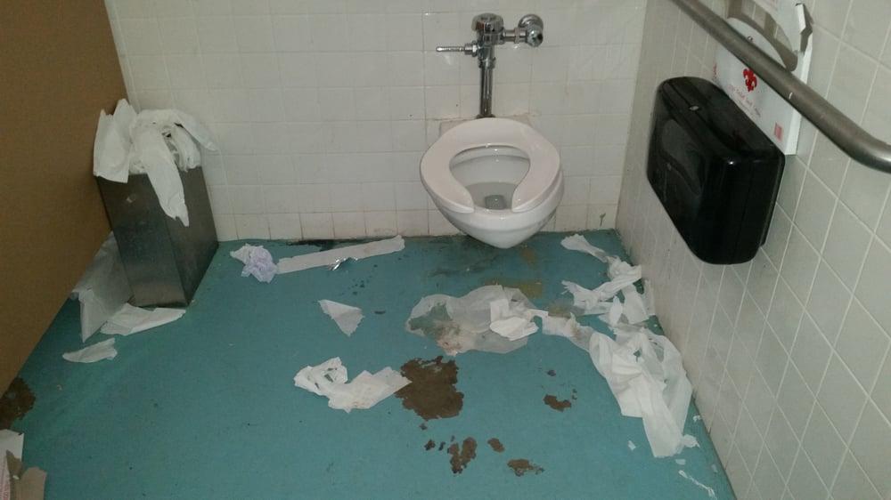 Bathroom Yelp bathroom!! - yelp