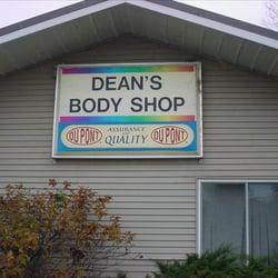 Dean's Body Shop - Request a Quote - Body Shops - 6931 E ...