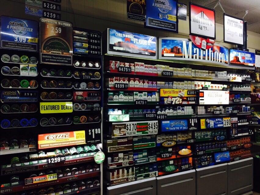 JD's Tobacco Outlet: 145 S Elm St, Commerce, GA