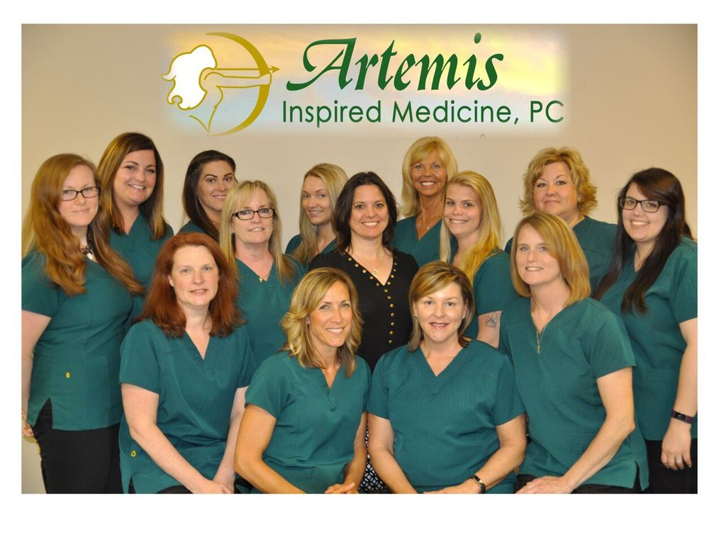 Julie Madejski, MD - Artemis Advanced Office Gynecology: 5846 Snyder Dr, Lockport, NY