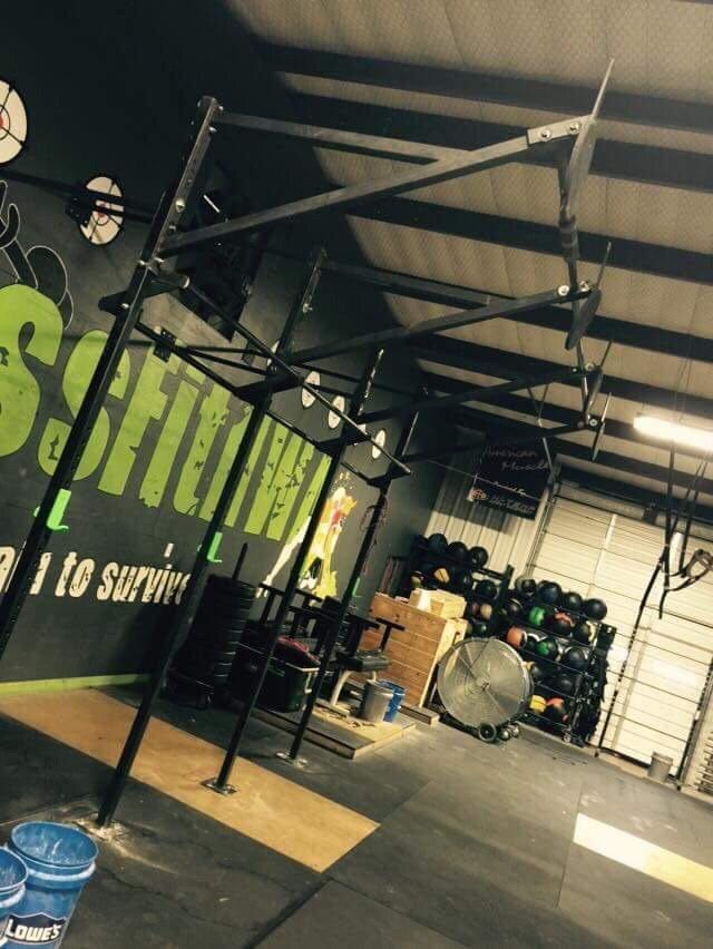 Crossfit NWA: 500 S Main St, Bentonville, AR