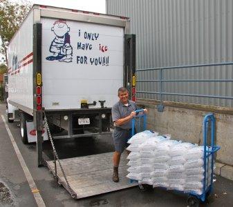 Glacier Ice Company: 130 High St, San Luis Obispo, CA