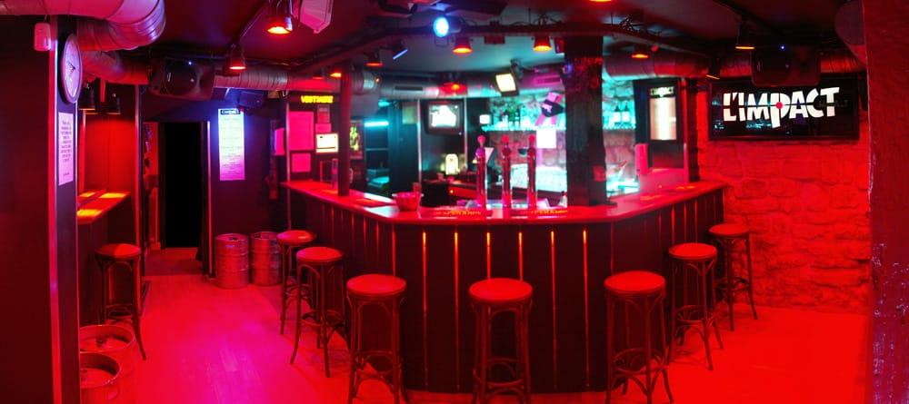 Bar rencontre paris 18