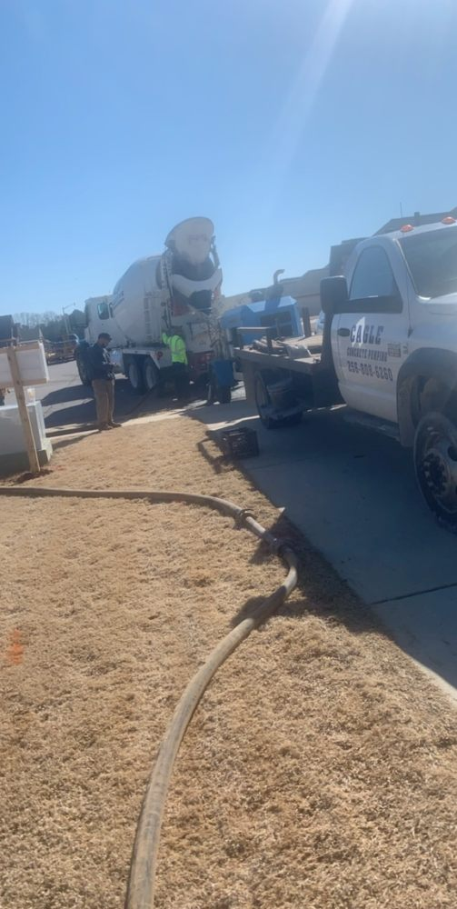 Cobb Concrete and Landscaping: Ardmore, AL
