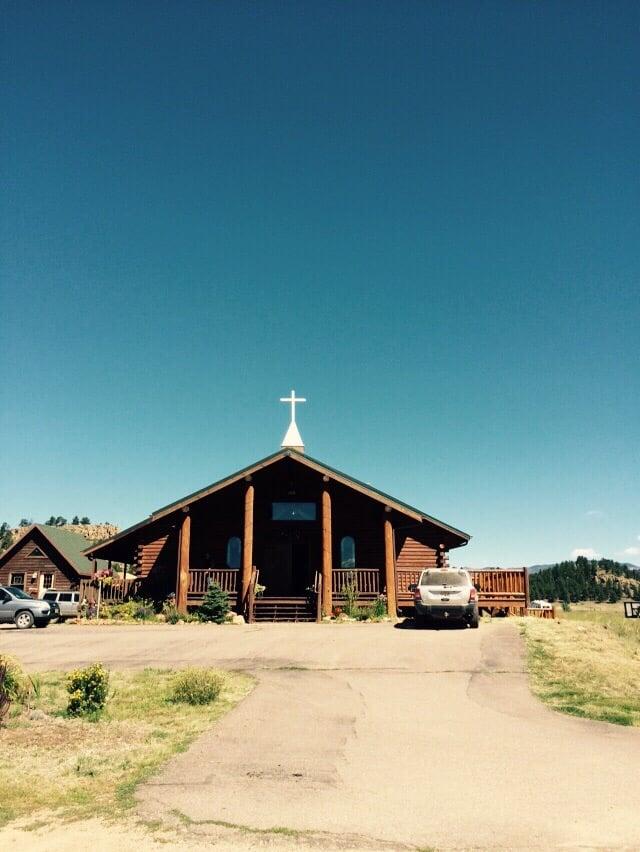Lake George Bible Church: 8989 County Rd 90, Lake George, CO