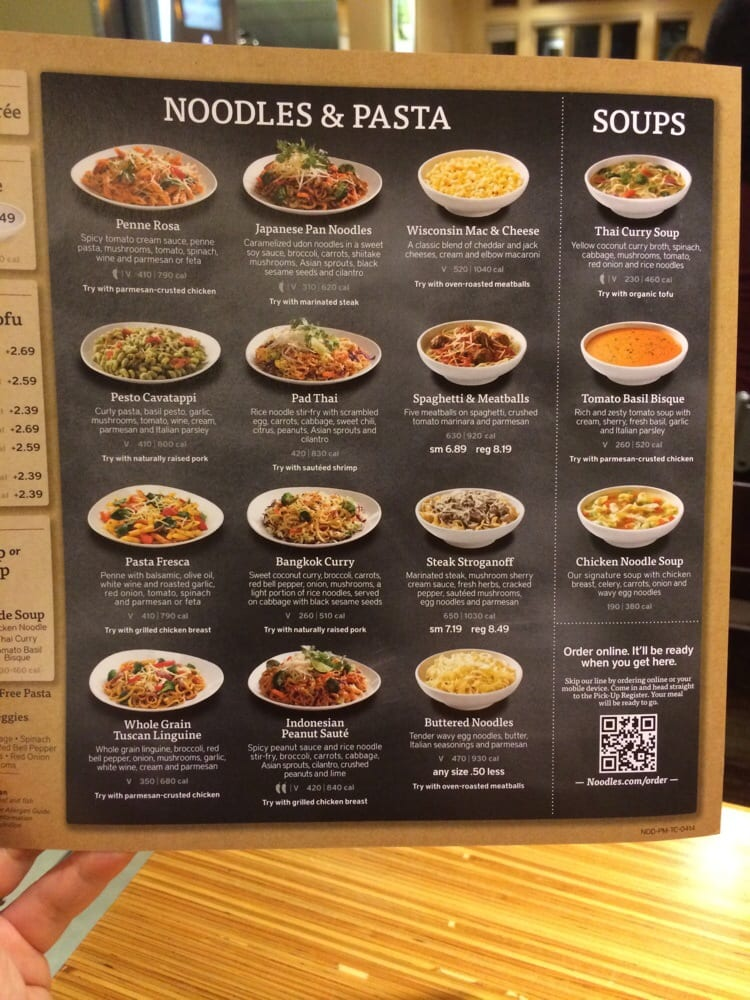 Noodles & Company: 2405 Centerville Rd, Herndon, VA