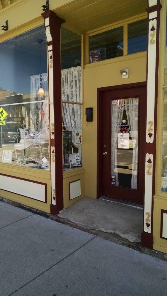 The English Rose Tea Shoppe: 527 Main St, Medina, NY