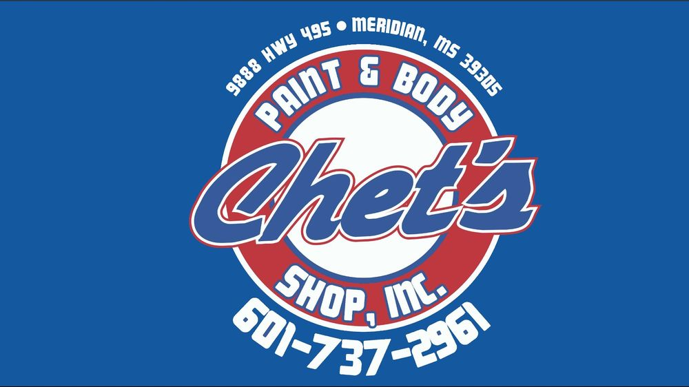 Chet's Paint & Body Shop, Inc.: 9888 Hwy 495, Meridian, MS