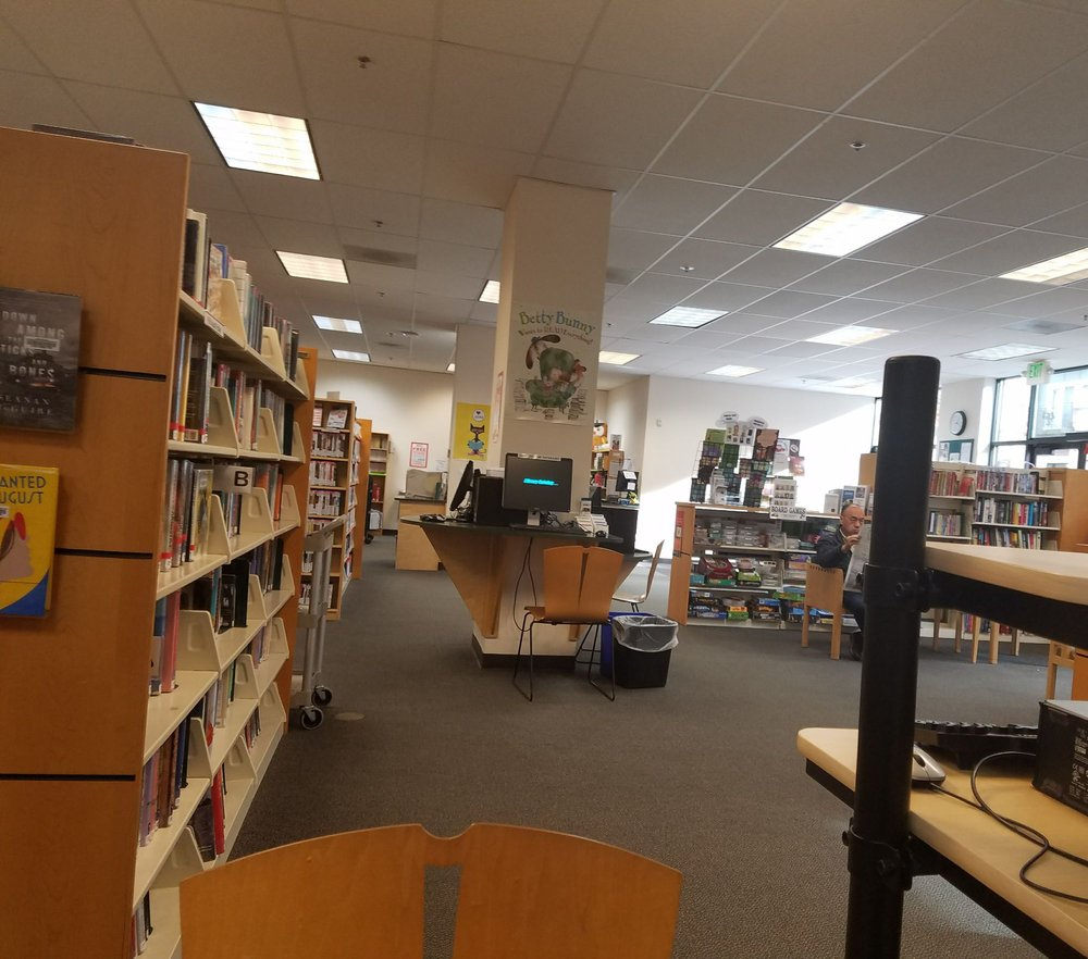 Bethany Library: 15325 NW Central Dr, Portland, OR