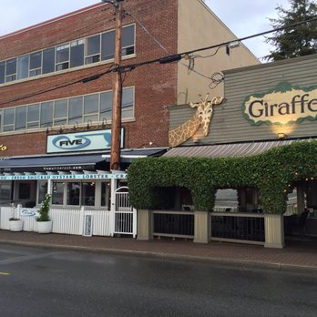 Giraffe Restaurant White Rock Reviews