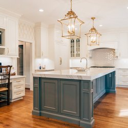 Photo Of Cardinal Cabinetworks Raleigh Nc United States Timeless Hayes Barton Kitchen