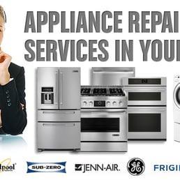 Appliance Solution Appliances Amp Repair 2500 Karen Ave