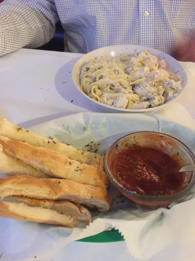 Ophelia's Italian Restaurant: 401 River Falls St, Andalusia, AL