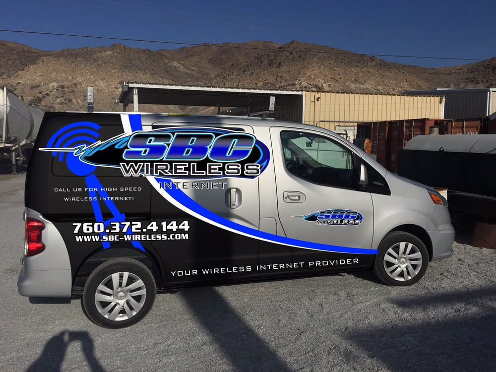 SBC Wireless: 82700 Trona Rd, Trona, CA