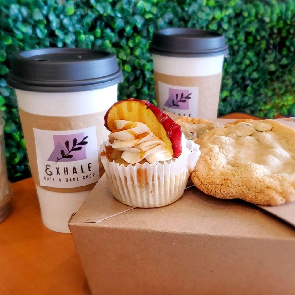 Exhale Cafe & Bake Shop: 174 Township Blvd, Camillus, NY