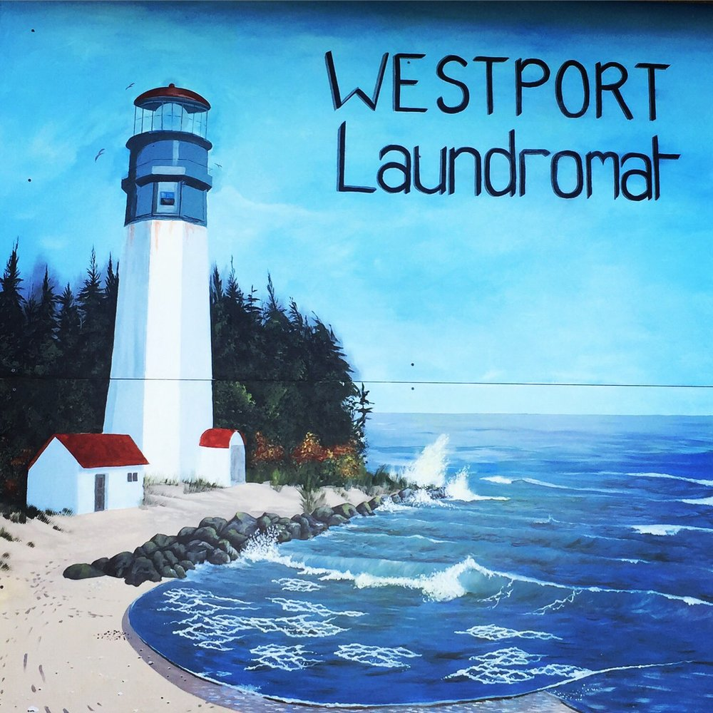 Westport Laundry: 161 W Pacific Ave, Westport, WA