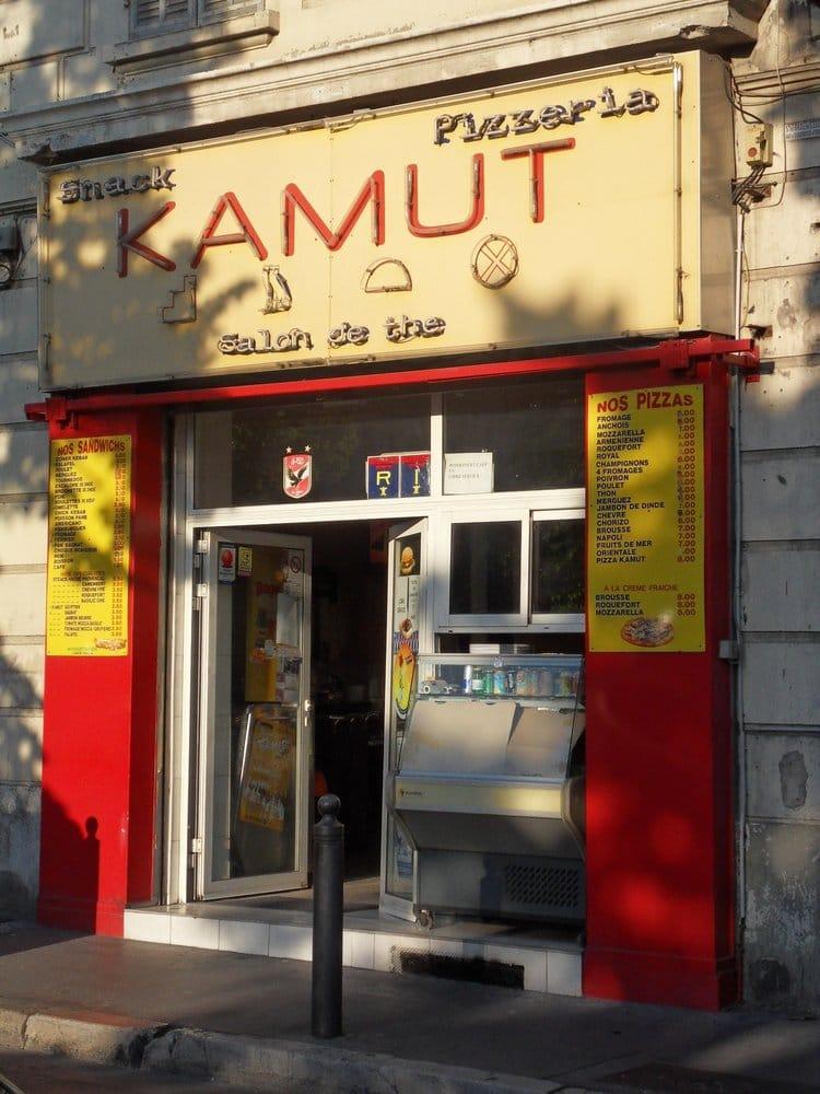 Fast Food Steps Marseille