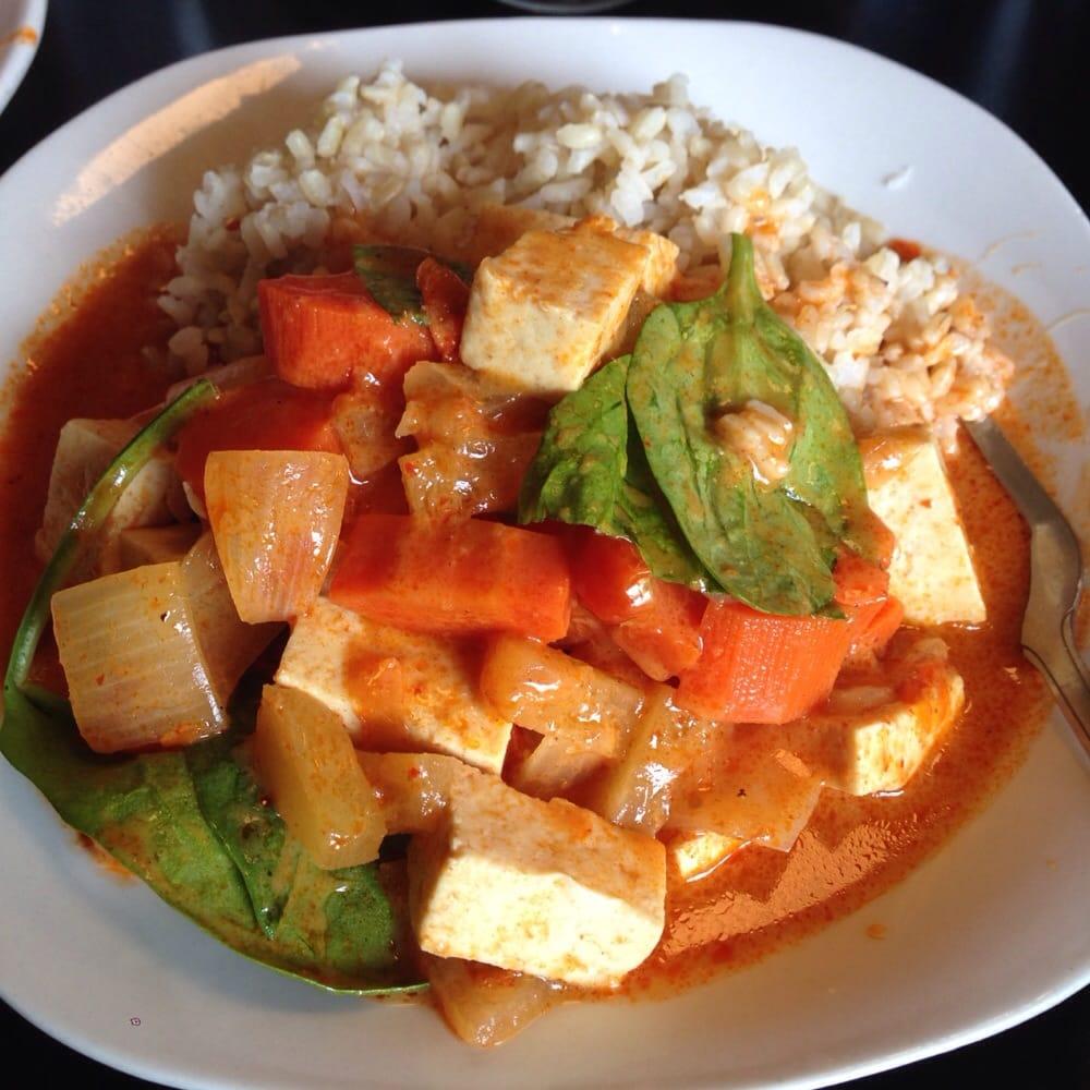 Pineapple tofu curry - Yelp