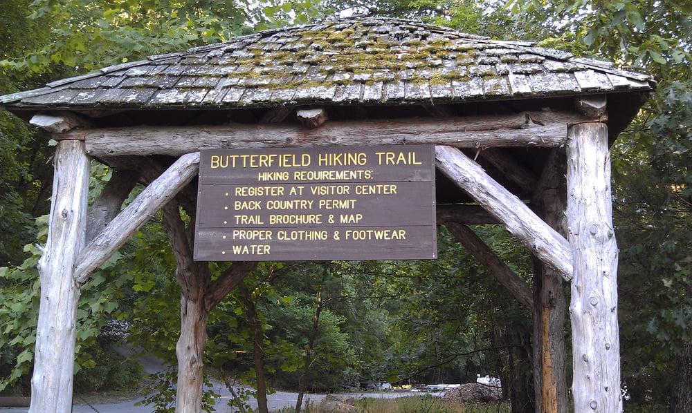 Butterfield Hiking Trail: Devil's Den State Park, West Fork, AR