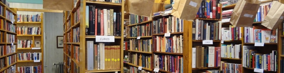 Second Reading Book Shop