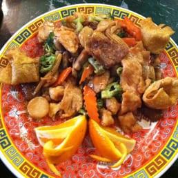 China Garden Restaurant Chinese 611 E Main St