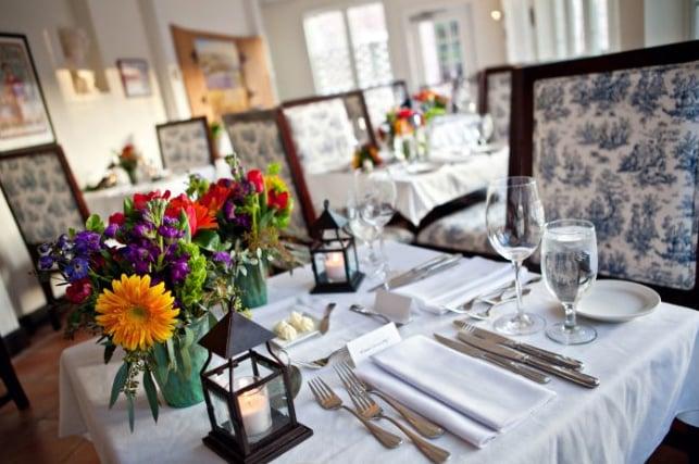 Cafe Provencal Williamsburg Va Menu