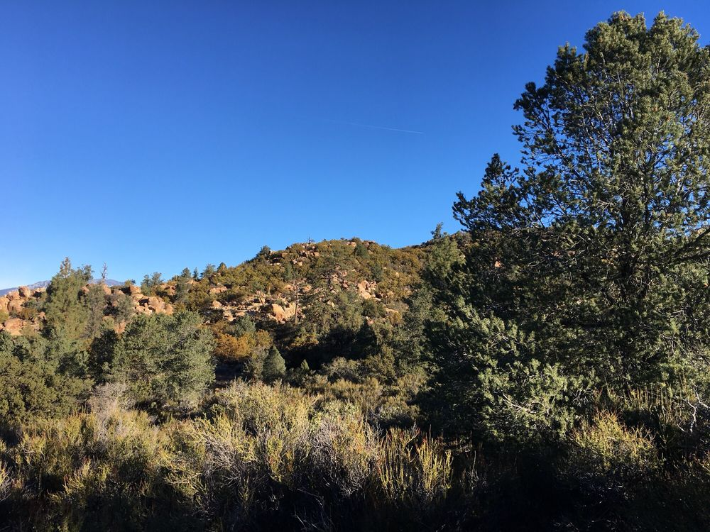 The Pacific Crest Trail: Highway 74, Anza, CA