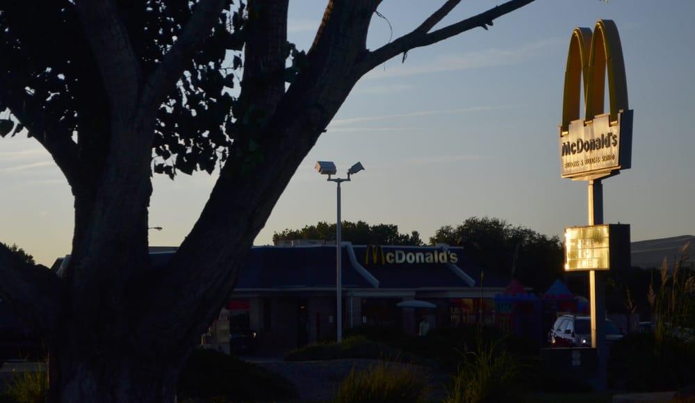 McDonald's: 108 Gunnison River Rd, Delta, CO