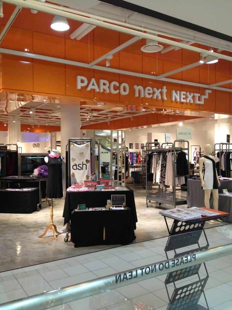 Parco next NEXT