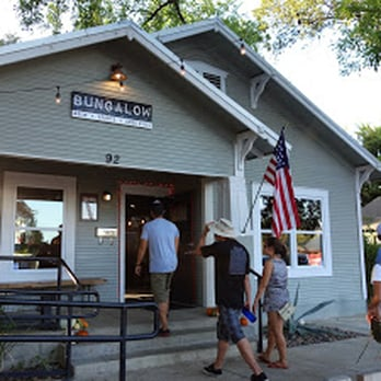 bungalow - 119 photos & 125 reviews - bars - 92 rainey st, austin