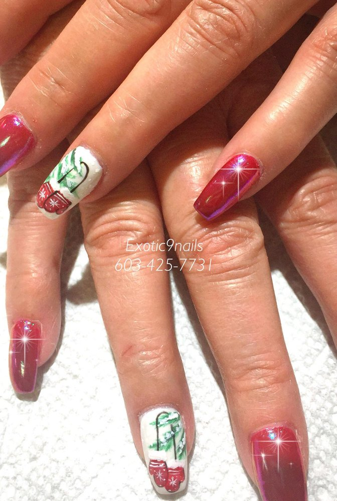 Luxury Exotic 9 Nails Derry Nh Pictures - Nail Art Ideas - morihati.com